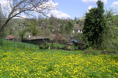 Tryavna-Bozhentsi hiking trails